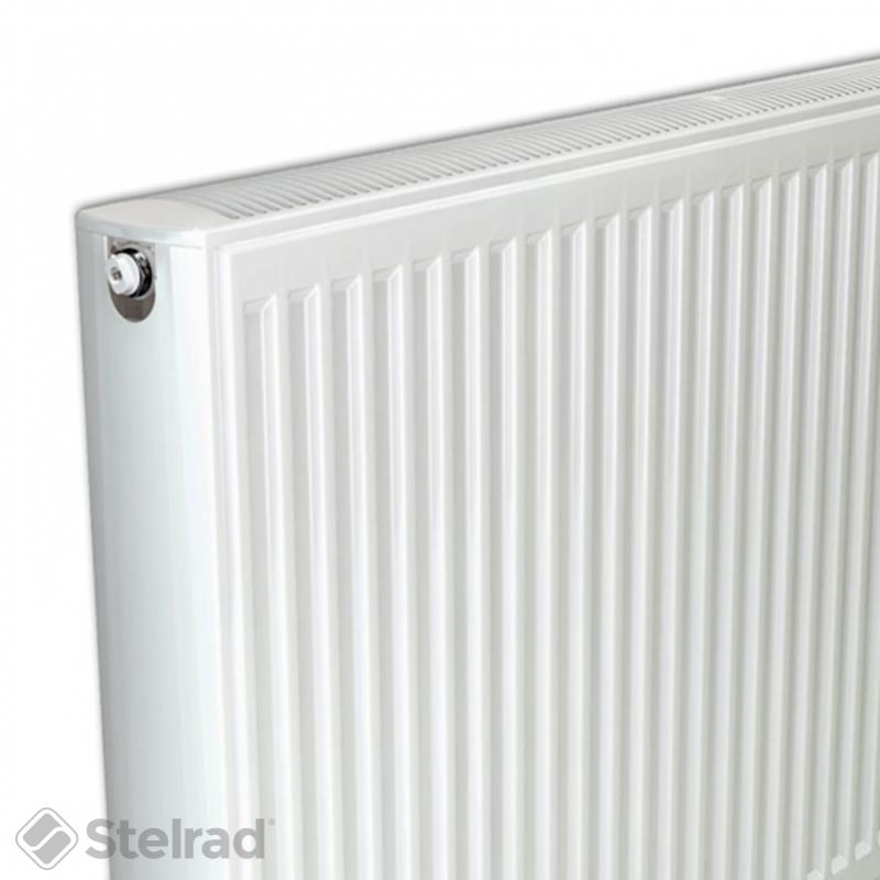 Panelový radiátor STELRAD 11VK 600 x 1400 Softline Compact VK, SSC11VK600x1400