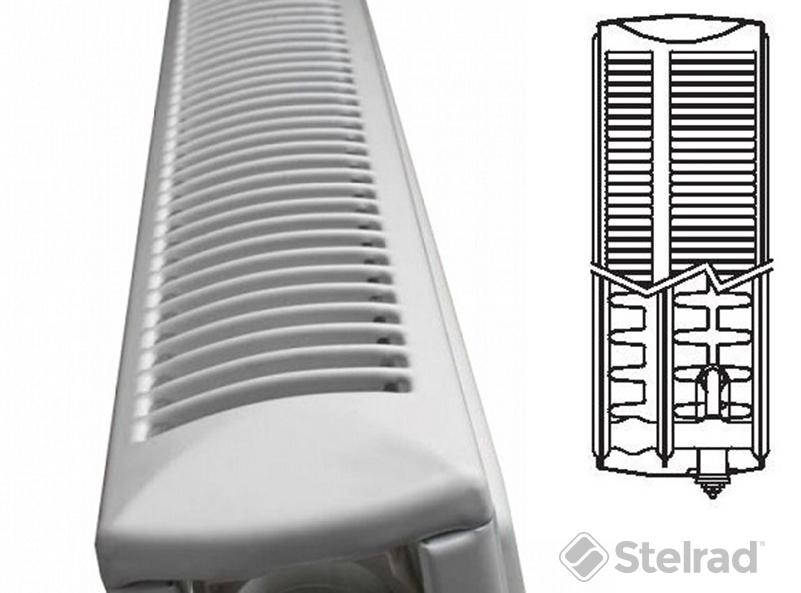 Panelový radiátor STELRAD 33VK 300 x 2200 Softline Compact VK, SSC33VK300x2200