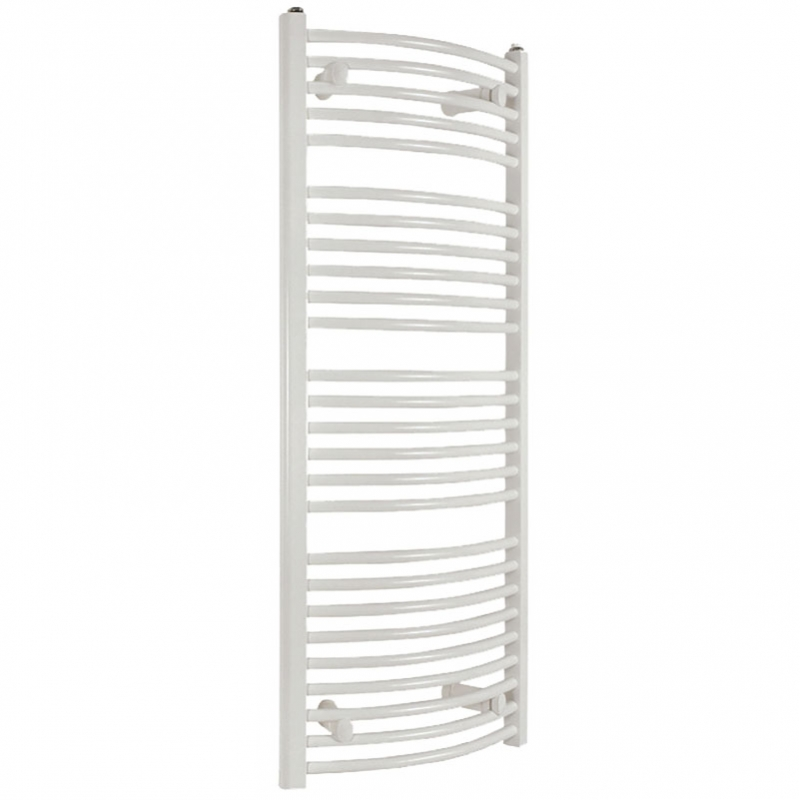 Kúpeľňový radiátor SOLID 500 x 1340 oblý, rebríkový radiátor, 500x1340 curved