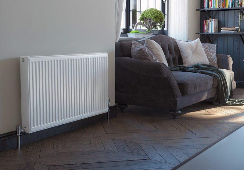 Panelový radiátor STELRAD 11K 600 x 400 Softline Compact, SSC11K600x400