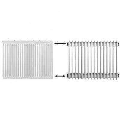 Panelový radiátor STELRAD 22K 550 x 400 Softline Reno Compact, SRS22K550x400
