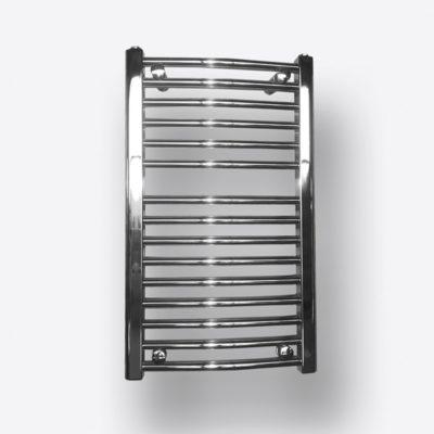 Kúpeľňový radiátor MADRID 600 x 1172 mm, rebríkový radiátor, MADR600/1172CH
