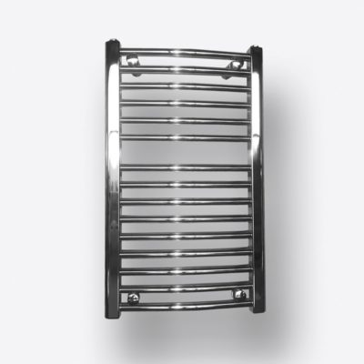 Kúpeľňový radiátor MADRID 750 x 764 mm, rebríkový radiátor, MADR750/764CH