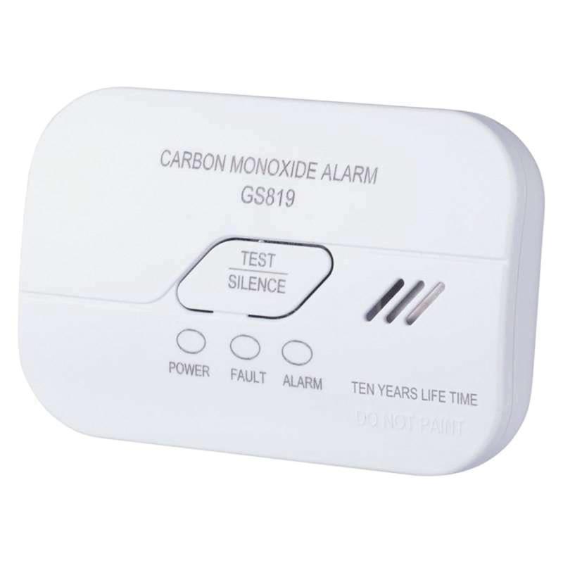 Detektor oxidu uhličitého CO EMOS GS819 EMOS