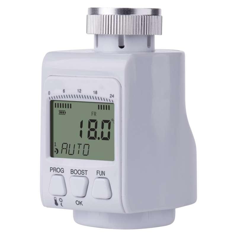 Termostatická digitálna hlavica T30, EMOS , P5630
