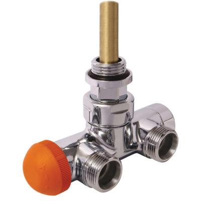 Štvorcestný termostatický ventil R-Design HERZ - V, S768441UA 50,