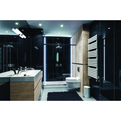 Kúpeľňový radiátor CAREX ACA, 1300 x 500