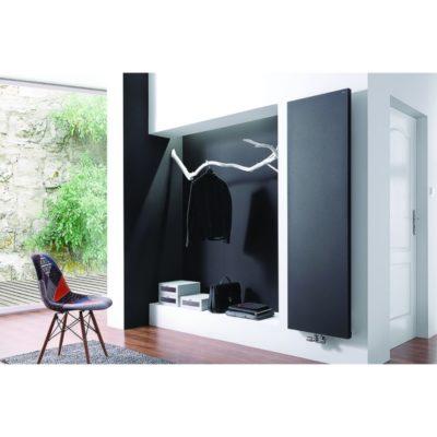 Dizajnový, vertikal radiátor FIGIL V AFI V, 1500 x 600, 804W