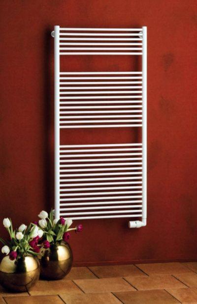 Kúpeľňový radiátor TAIFUN 600x1210 biela