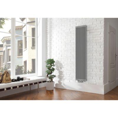 Dizajnový radiátor IBERIS V AIB V, 2000 x 600, 1843W