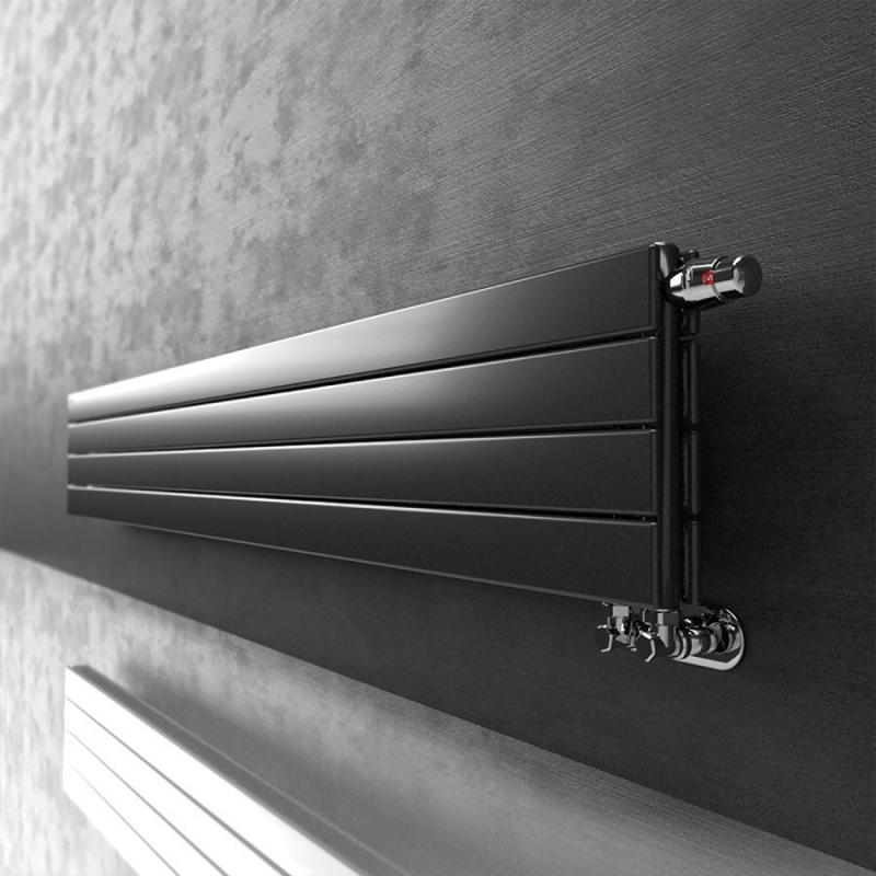 Dizajnový radiátor ALTUS AHH2, 1100 x 1000, 1557W