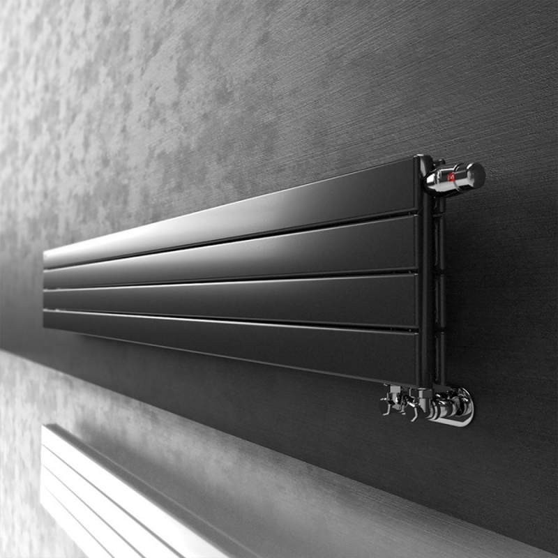 Dizajnový radiátor ALTUS AHH2, 300 x 1000, 506W