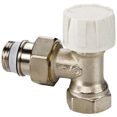 Termostatický ventil rohový, DN15