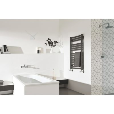 Kúpeľňový radiátor ANGU AAN, 1150 x 450, 472W