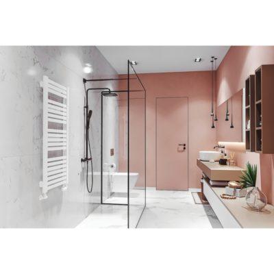 Kúpeľňový radiátor NADIR DR AD-DR, 1400 x 650, 785W