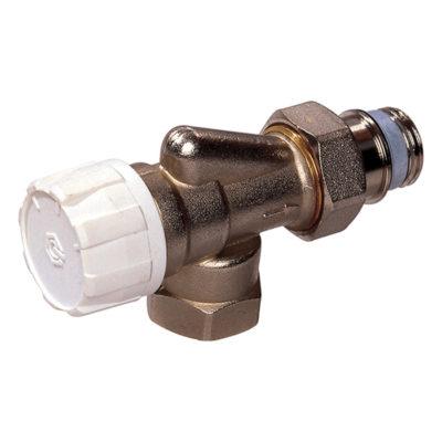 Termostatický ventil axiálny DN15