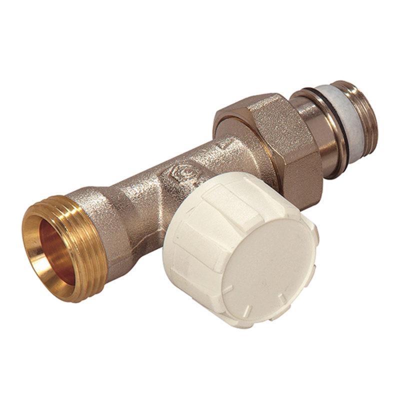 """Termostatický ventil priamy 3/4"""" Eurokonus"""