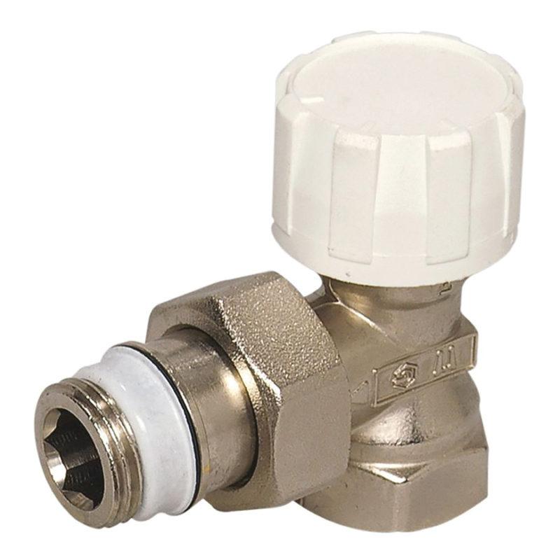 Termostatický ventil rohový DN10