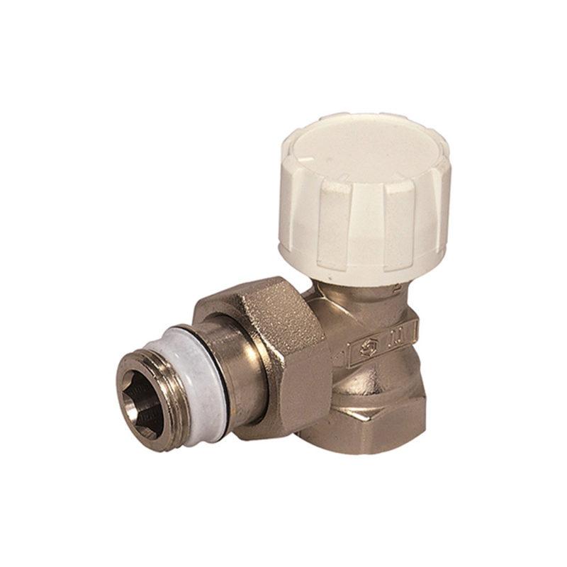 Termostatický ventil rohový DN15