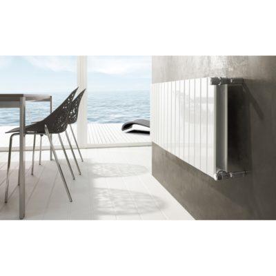 Dizajnový radiátor ALTUS AHV2, 450 x 1000, 779W