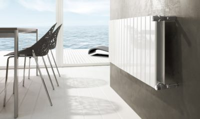 Dizajnový radiátor ALTUS AHV2, 900 x 1000, 1492W