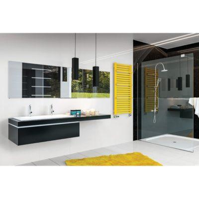 Kúpeľňový radiátor ZENITH DR/P AZ-DR/P 1400 x 600, 678W