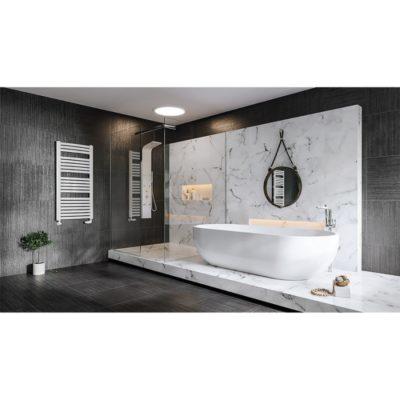 Kúpeľňový radiátor ZENITHW AZ-W 1200 x 600, 621W
