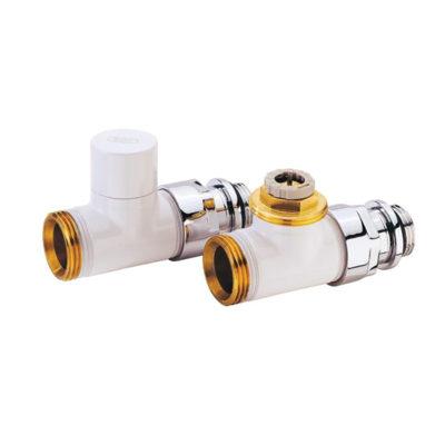 Set-priamy ventil a regulačné šrúbenie D3805-B