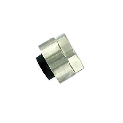 Svorné šrúbenie pre medené rúrky,chróm 835EC-C