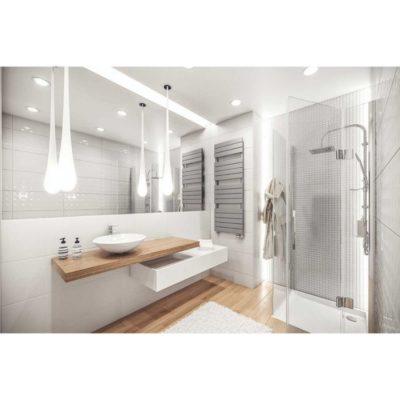 Dizajnový radiátor ALTUS AVA 900 x 400, 348W