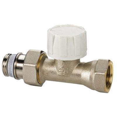 Termostatický ventil priamy DN15 pre dvojrúrkové systémy