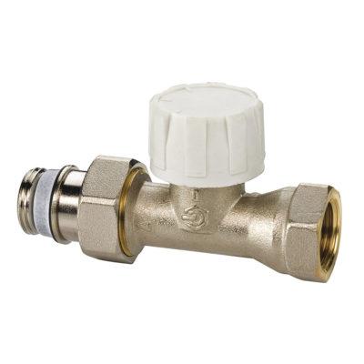 Termostatický ventil priamy DN10
