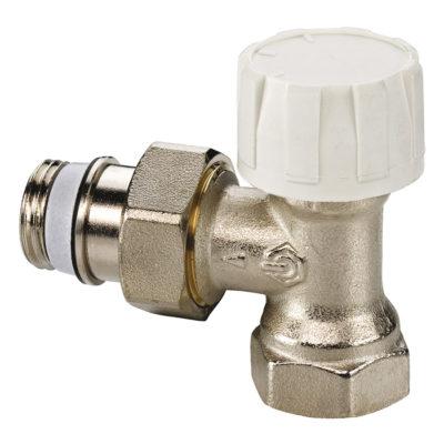 Termostatický ventil rohový, DN10