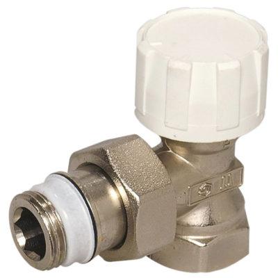 Termostatický ventil rohový DN20