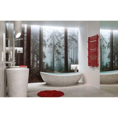 Kúpeľňový radiátor NADIR DR/P AD-DR/P, 1200 x 650, 674W