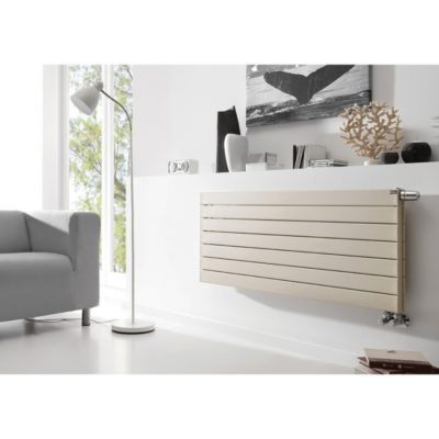 Dizajnový radiátor ALTUS AHH2, 900 x 2200, 2532W