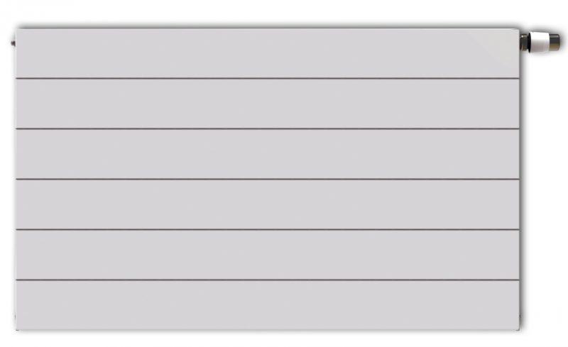 Panelový radiátor STELRAD Planar Style VK11 600x1400 Ľ oblá mriežka