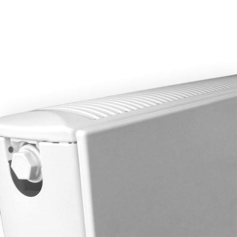 Panelový radiátor STELRAD Planar VK21 500x500 oblá mriežka