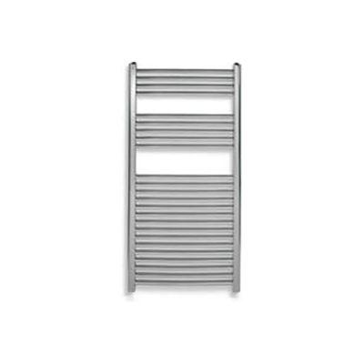 Kúpeľňový radiátor SOLID 450 x 1500, rovný, rebríkový radiátor, matný chróm